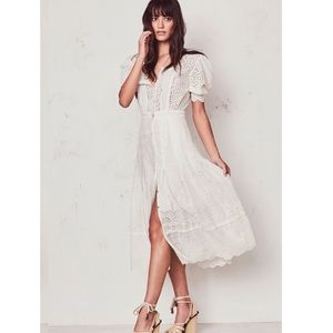LoveShackFancy Dresses - LoveShackFancy Helena Dress
